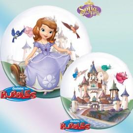 """Globos de 22"""" Bubbles SOFIA Disney"""