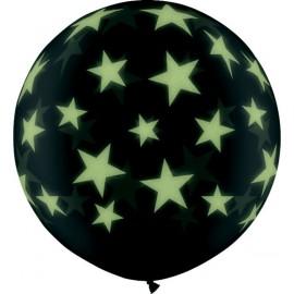 GLOBO GIGANTE 3FT STARS
