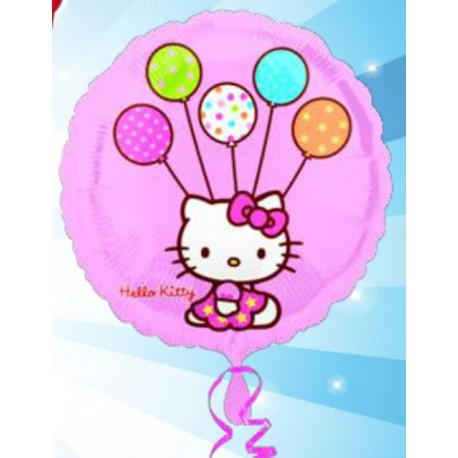 "Globos de foil de 18"" Kitty Decoradora"
