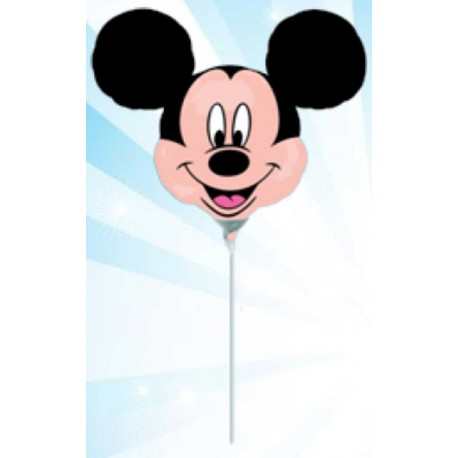 Globos de foil Mini Cabeza Mickey