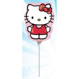 Globos de foil Mini Hello Kitty 2