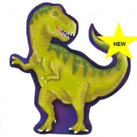 Globos de foil supershape Dinosaurio