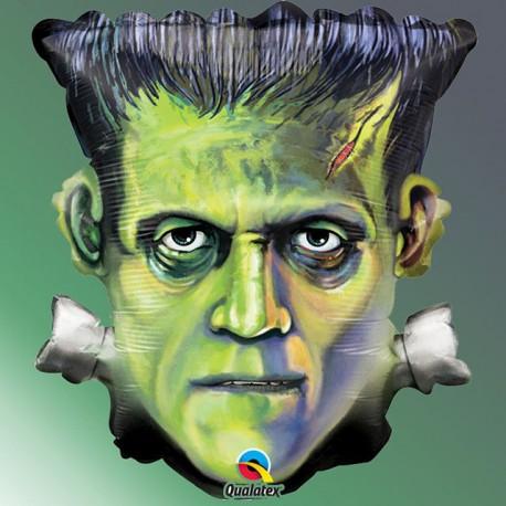 """Globos de foil Supershape 25"""" (64Cm) Frankenstein"""