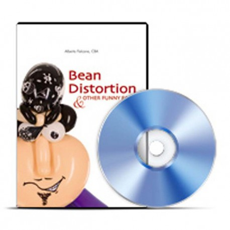 DVD Bean Distortion Alberto Falcone