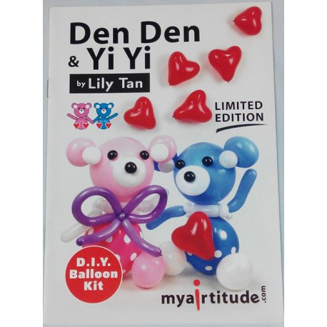 Librito Den Den & Yi Yi By Lily Tan