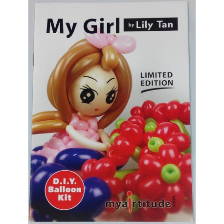 Librito My Girl By Lily Tan