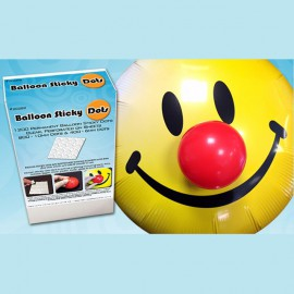 Balloon Sticky Dots 1200 unidades