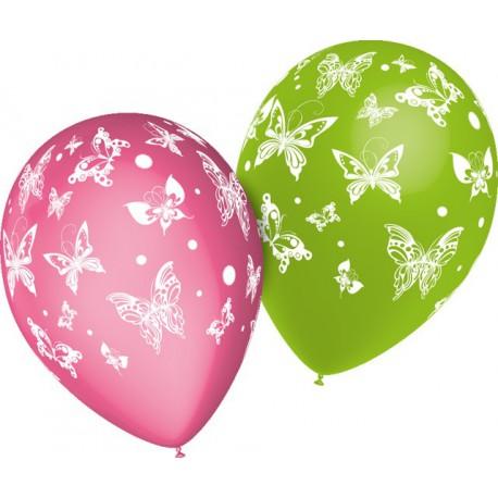 """Globos de 12"""" Mariposas Balloonia"""