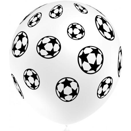 """Globos de 12"""" Futbol Balloonia"""