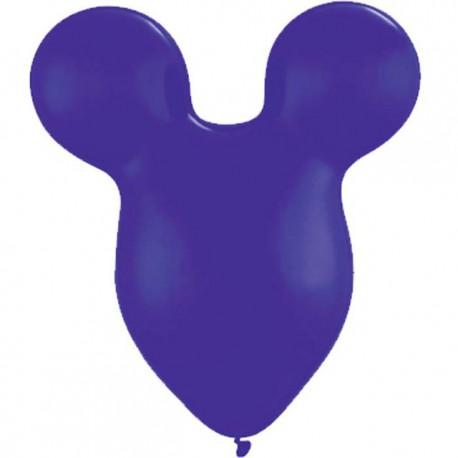 """Cabezas De RATON 15"""" (38Cm) Quartz Purple"""