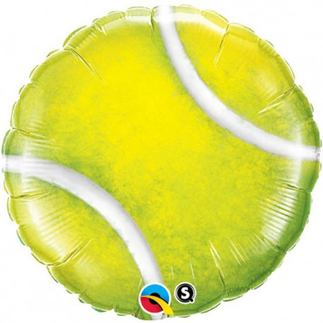 "Globos de foil de 18"" Tenis Qualatex"