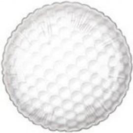 """Globos de foil de 18"""" Golf"""