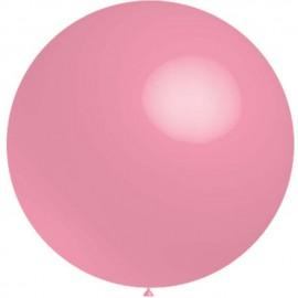 Globos de latex de 2Ft (61Cm) Rosa Baby Balloonia