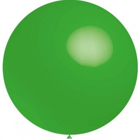 Globos de latex de 2Ft (61Cm) Verde Balloonia