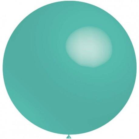 Globos de latex de 2Ft (61Cm) Turquesa Balloonia