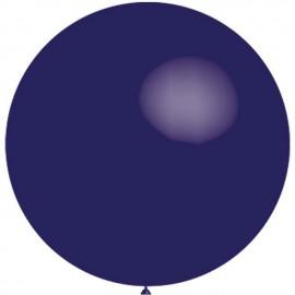 Globos de latex de 2Ft (61Cm) Azul Marino Balloonia