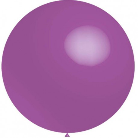 Globos de latex de 2Ft (61Cm) Lavanda Balloonia