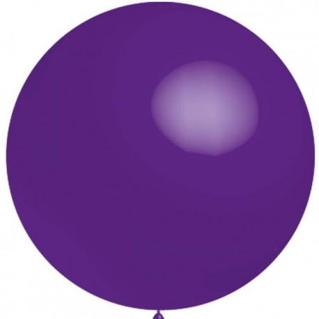 Globos de latex de 2Ft (61Cm) Purpura Balloonia