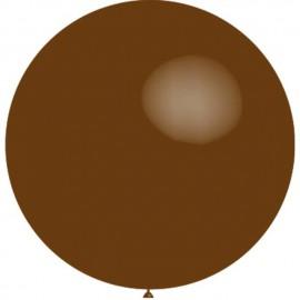 Globos de latex de 2Ft (61Cm) Chocolate Balloonia