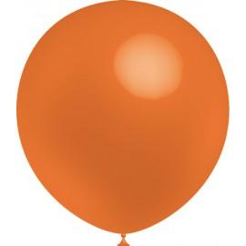 """Globos de 12"""" (30Cm) Naranja Balloonia"""