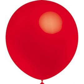 """Globos de 12"""" (30Cm) Rojo Balloonia"""