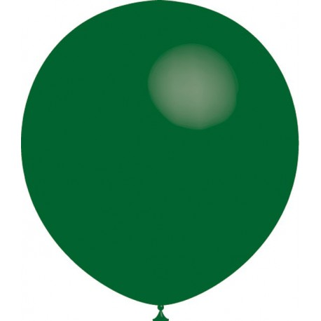 "Globos de 12"" (30Cm) Verde Bosque"