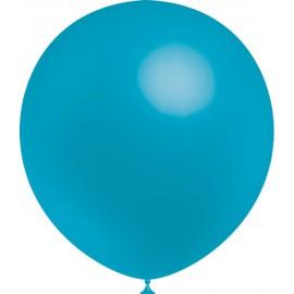 """Globos de 12"""" (30Cm) Turquesa Balloonia"""