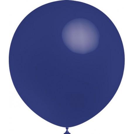 """Globos de 12"""" (30Cm) Azul Marino Balloonia"""