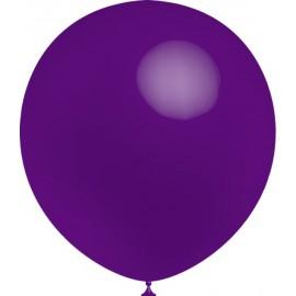 "Globos de 12"" (30Cm) Purpura Balloonia"