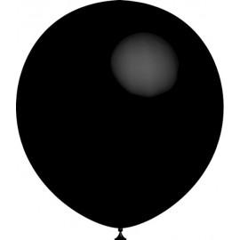 """Globos de 12"""" (30Cm) Negro Balloonia"""