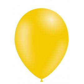 """Globos de 5"""" Amarillo Balloonia"""