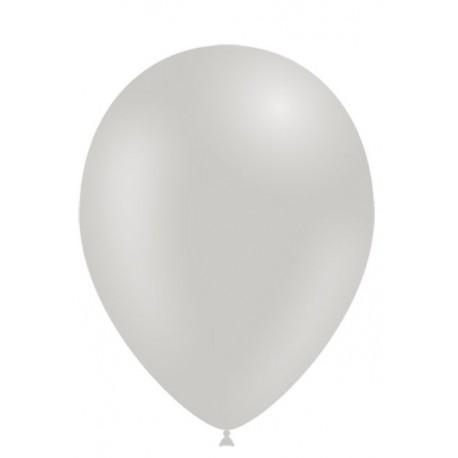 """Globos de 5"""" Gris Balloonia"""