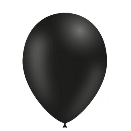 """Globos de 5"""" Negro Balloonia"""