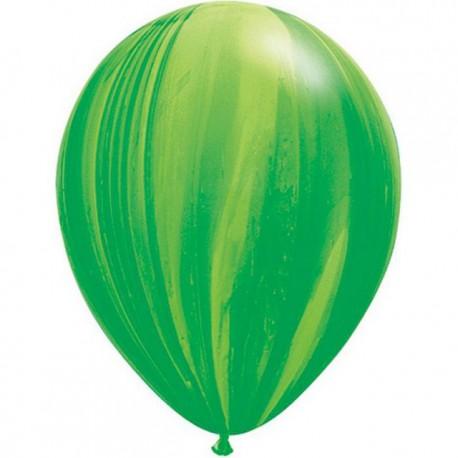 """Super Agata 11"""" Verde"""