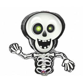 """Globos de foil de 14"""" Esqueleto"""