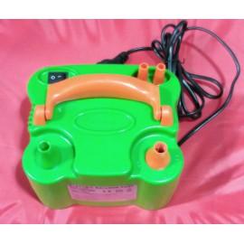 Inflador Eléctrico Mini 2 Salidas