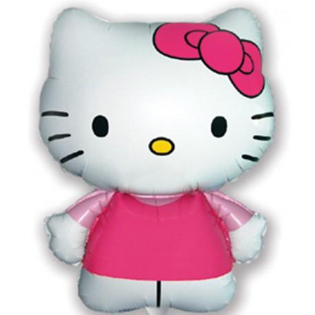 Globos de foil Hello Kitty mini 3