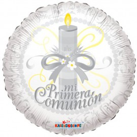 "Globos de foil Mini 9"" (22Cm) Mi Primera Comunión"