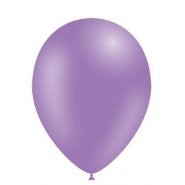 """Globos de 11"""" (28cm) Lavanda Balloonia Bolsa 50"""