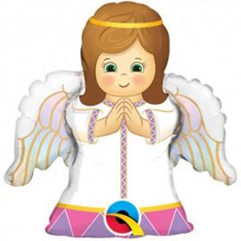 """Globos de foil de 14"""" Angelita"""