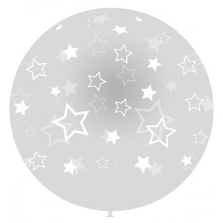 Globos Gigantes de 3Ft Estrellas