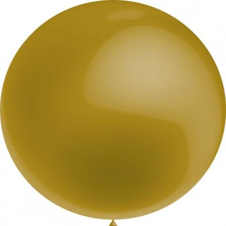 Globos 3FT (100cm) Oro Metálico Balloonia