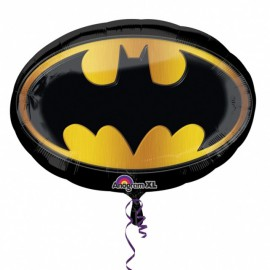 "Globos de foil supershape de 27"" X 19"" Batman"