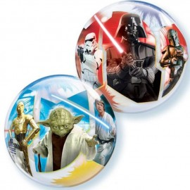 "Globos de 12"" (30Cm) Air Bubble Star Wars"