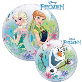 "Globos de 12"" (30Cm) Air Bubble Frozen Fever"