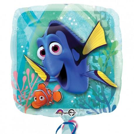 """Globos de foil 18"""" (45Cm) Dory y Nemo"""