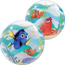 """Globos de foil de 22"""" Bubbles Dory"""