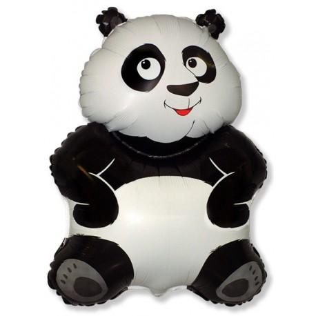 Globos de foil supershape de 83cm x 56cm Panda