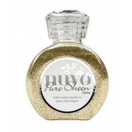 Glitter Champagne Nuvo