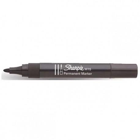 Marcador Permanente Sharpie M15 Negro